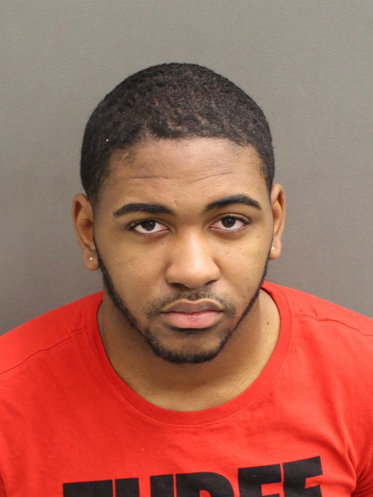 ORITHAIN LAMAR JR HUEY Mugshot / County Arrests / Orange County Arrests