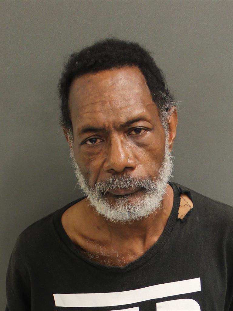 WILLIE TULLIS Mugshot / County Arrests / Orange County Arrests