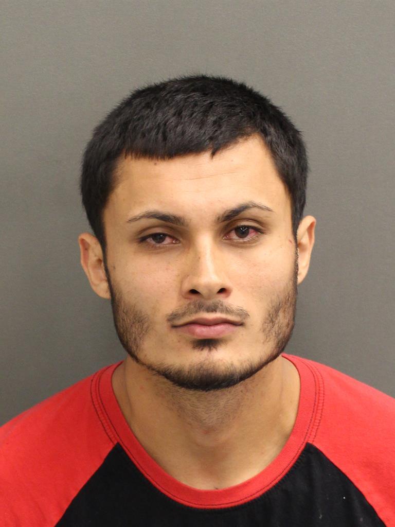 RANSES ANIBAL PROFITT Mugshot / County Arrests / Orange County Arrests