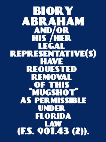BIORY ABRAHAM Info / Orange County Info / Orange County Info and Public Records