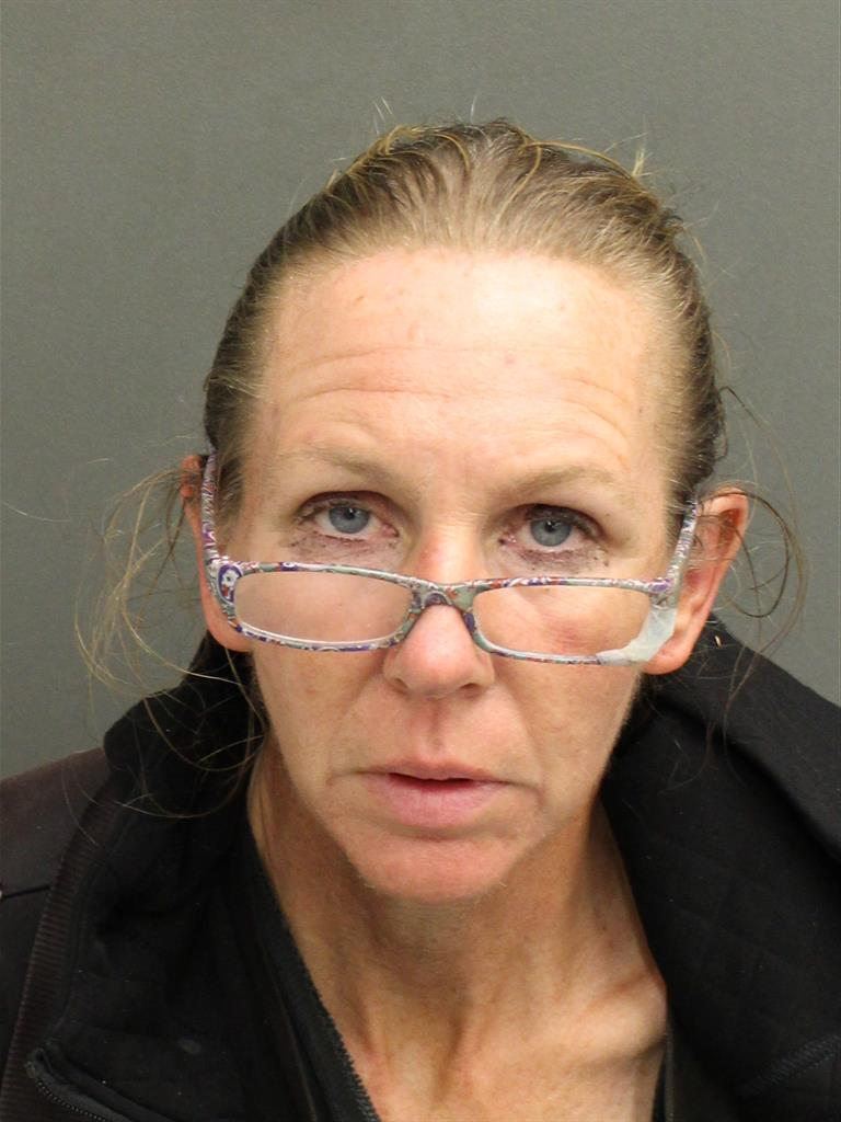 KIMBERLY ANN BURNS Mugshot / County Arrests / Orange County Arrests