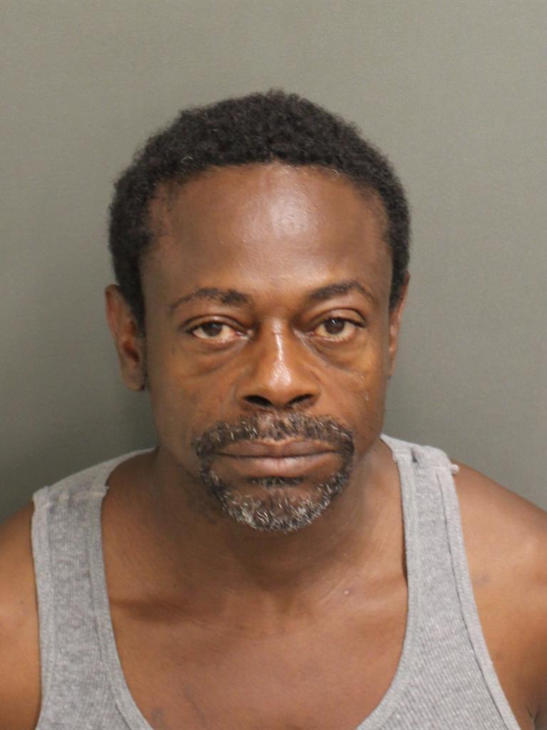 DARRYL DEMETRIUS DIXON Mugshot / County Arrests / Orange County Arrests