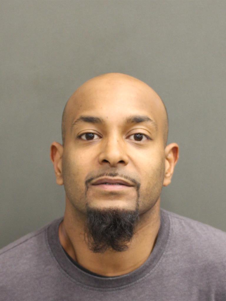 DAMIAN ANTHONY CLARKE Mugshot / County Arrests / Orange County Arrests