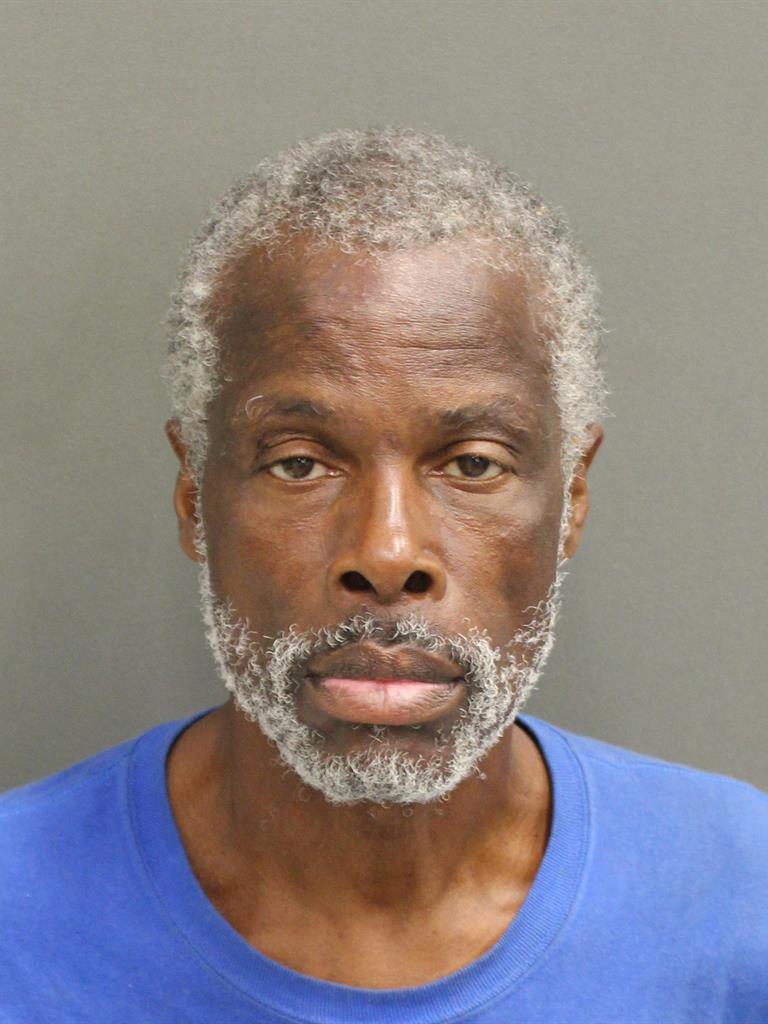 ERNEST LAMAR JOHNSON Mugshot / County Arrests / Orange County Arrests