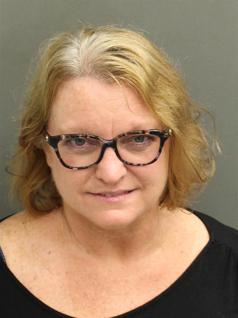 ANNA MARIE COX Mugshot / County Arrests / Orange County Arrests