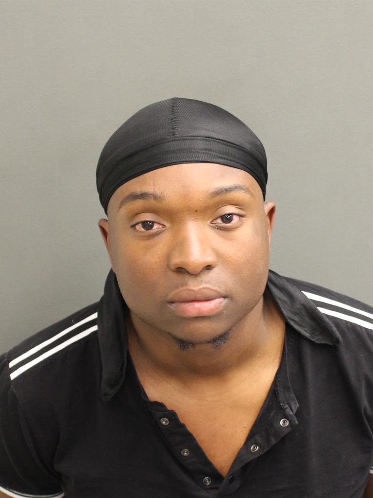 MARLON MALIK HARRIS Mugshot / County Arrests / Orange County Arrests