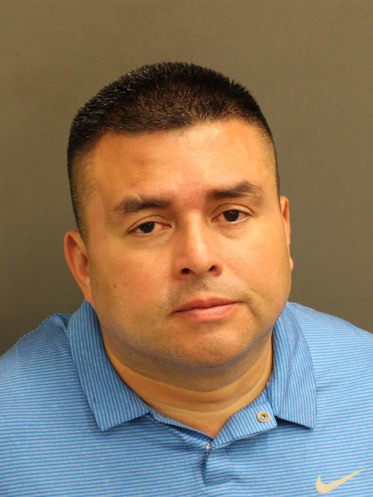 ELVIS SANTACRUZ Mugshot / County Arrests / Orange County Arrests