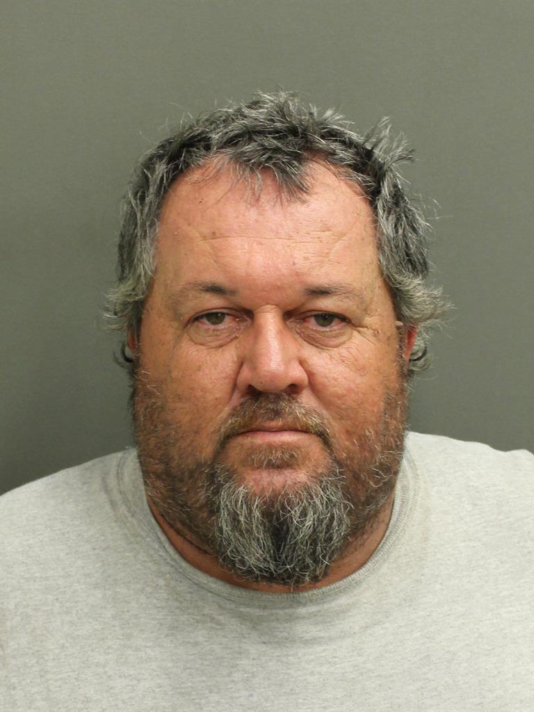 PATRICK LEROY LUCE Mugshot / County Arrests / Orange County Arrests
