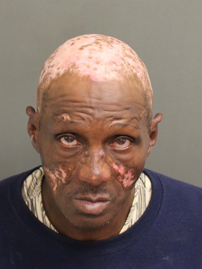 ALLAN HALLMAN Mugshot / County Arrests / Orange County Arrests