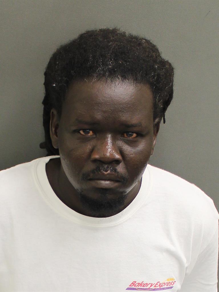NUAC WOL Mugshot / County Arrests / Orange County Arrests