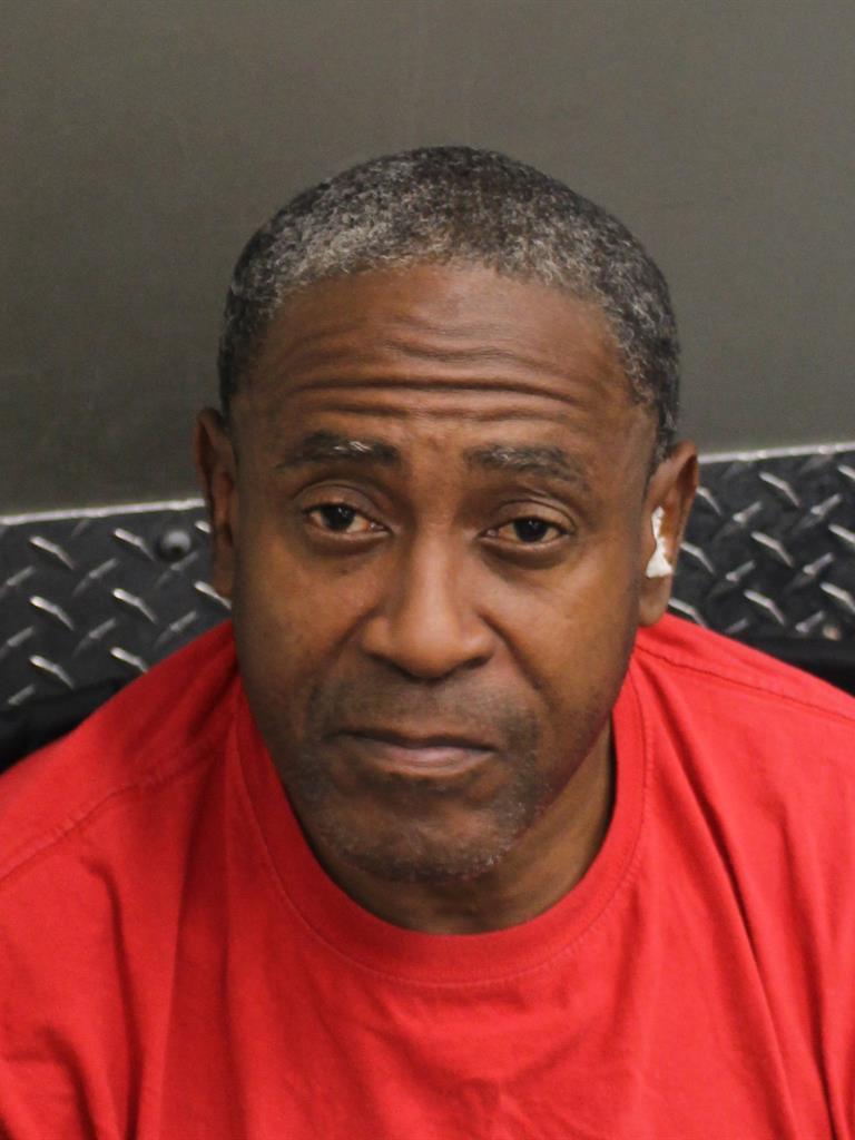 WILLIE FRANK BLOUNT Mugshot / County Arrests / Orange County Arrests