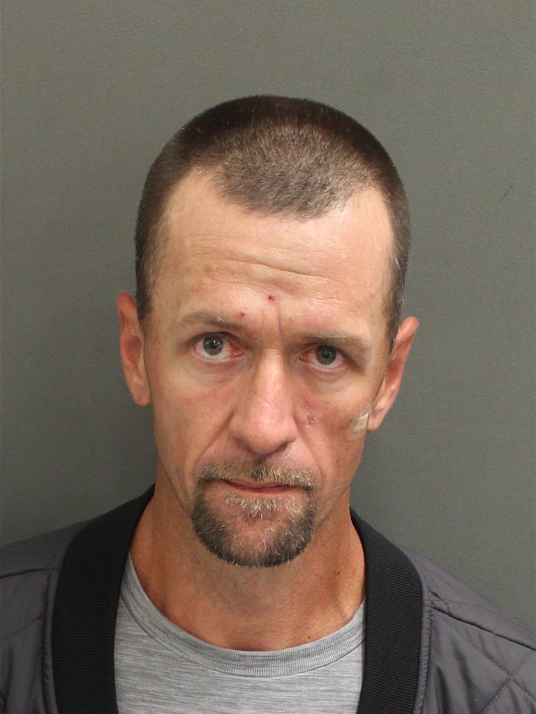 JAMES VARNEY HORNE Mugshot / County Arrests / Orange County Arrests