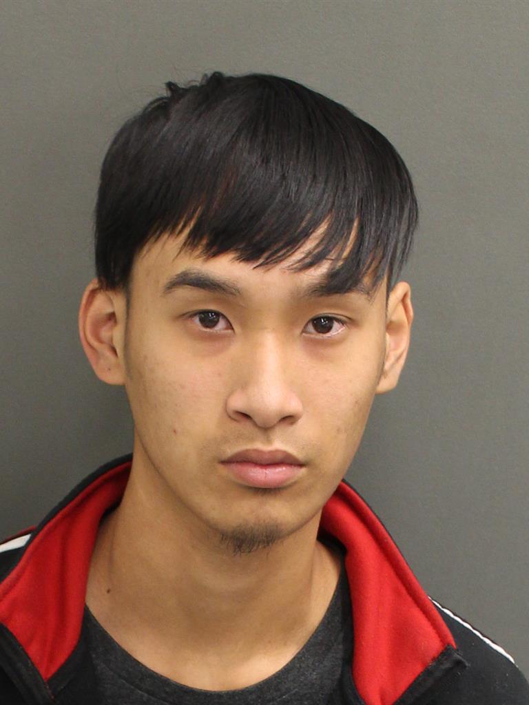 MINH HOANG LE Mugshot / County Arrests / Orange County Arrests