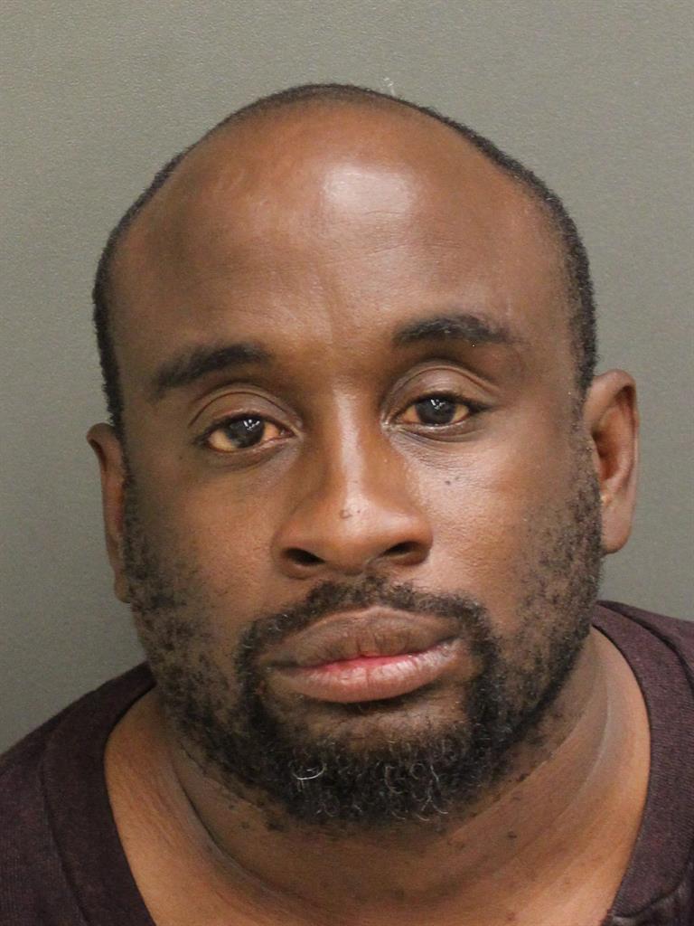 JERRY MARTEL ANGLIN Mugshot / County Arrests / Orange County Arrests