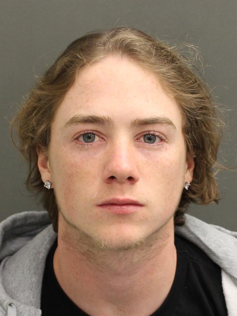 JASON DAVID CRANMER Mugshot / County Arrests / Orange County Arrests