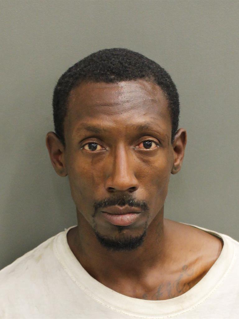 MICHAEL ANTONIO HAUGABOOK Mugshot / County Arrests / Orange County Arrests