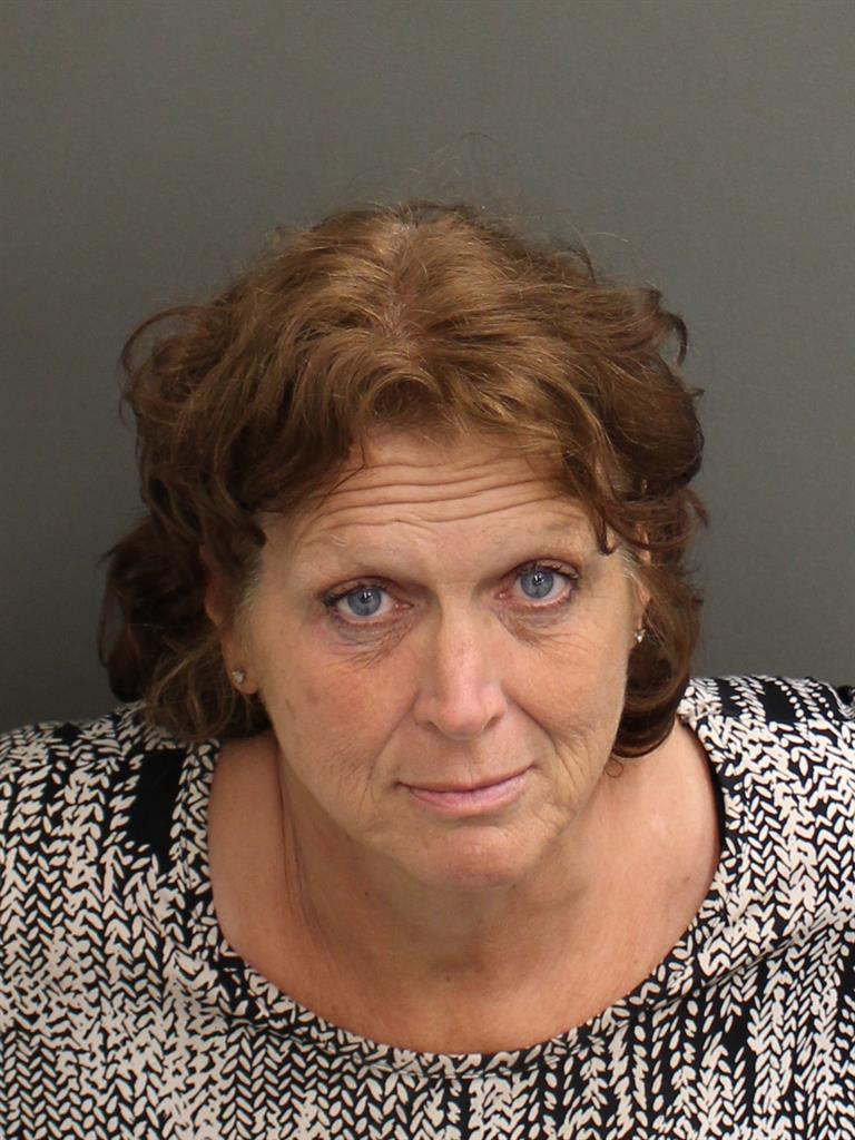 SHERRY MARTIN Mugshot / County Arrests / Orange County Arrests