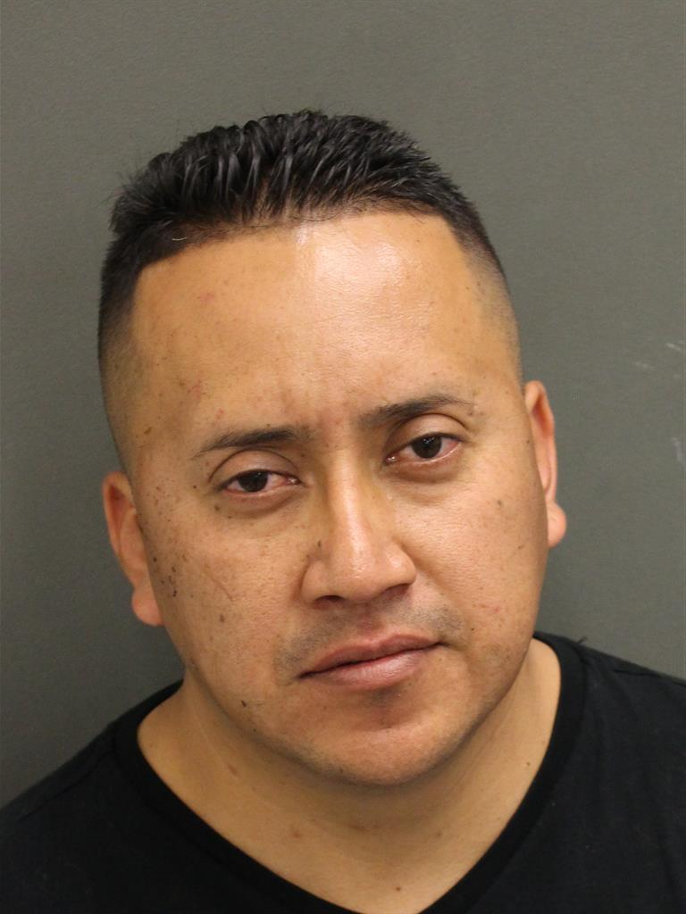 ROBERTO SANCHEZZAMUDIO Mugshot / County Arrests / Orange County Arrests