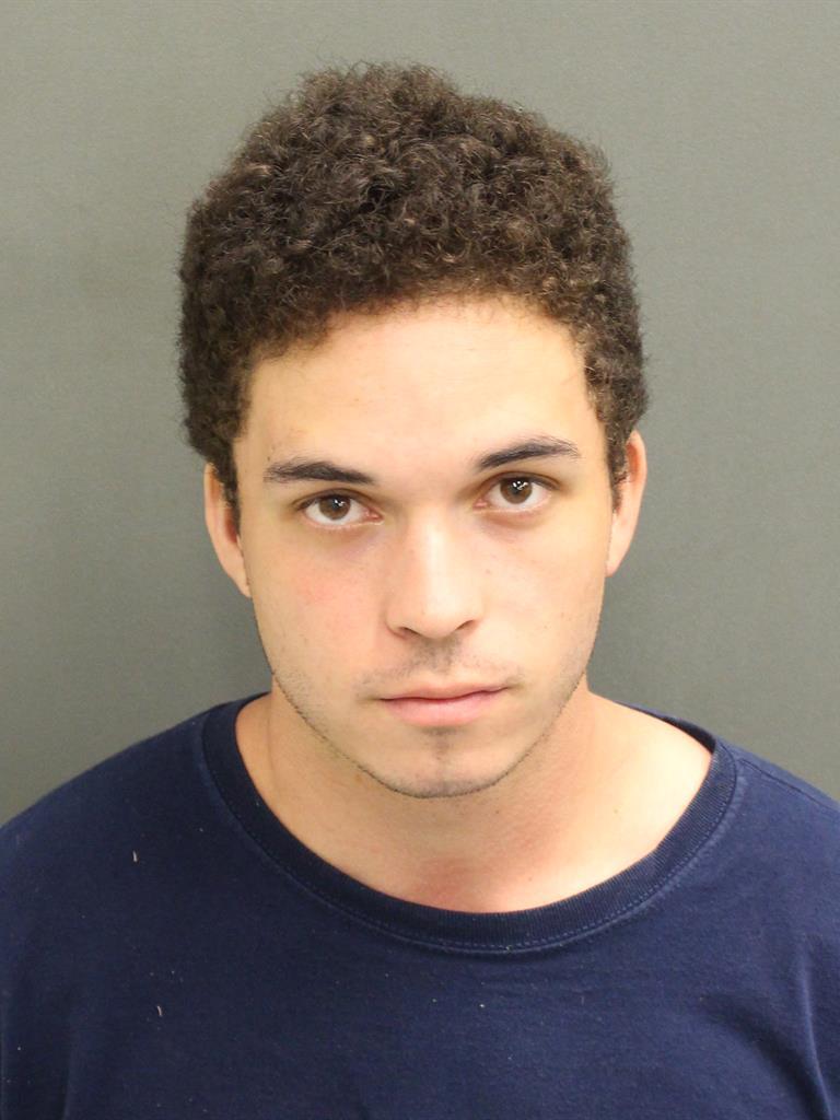 NICHOLAS BRYCE COTTLE Mugshot / County Arrests / Orange County Arrests
