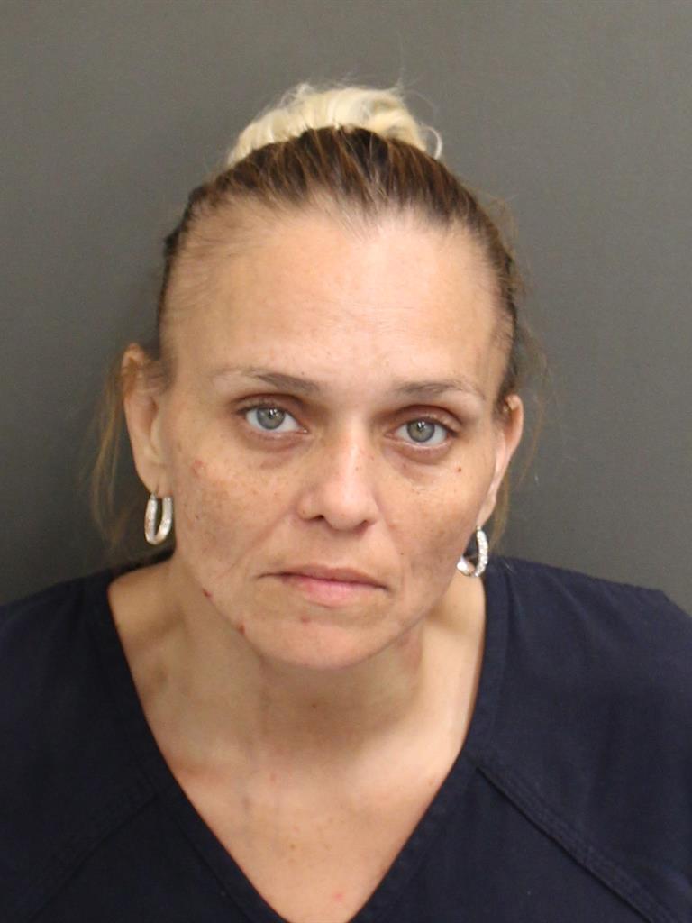 VERONICA MARIE HAZELWOOD Mugshot / County Arrests / Orange County Arrests