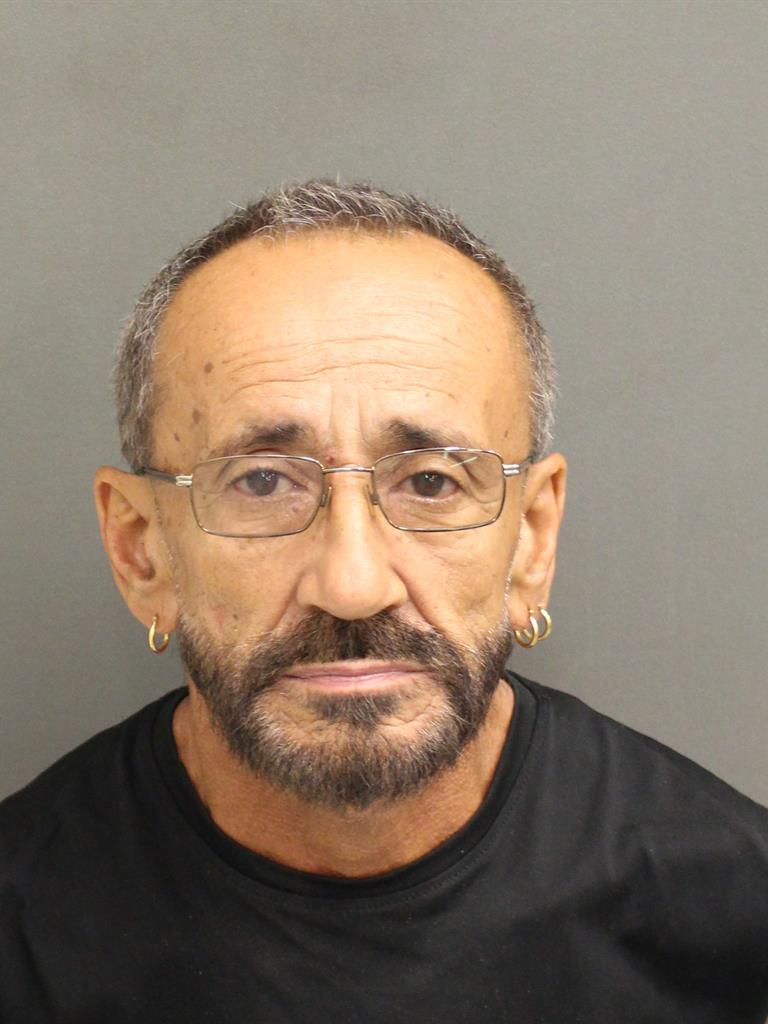DANIEL ANTONIO RUIZ Mugshot / County Arrests / Orange County Arrests