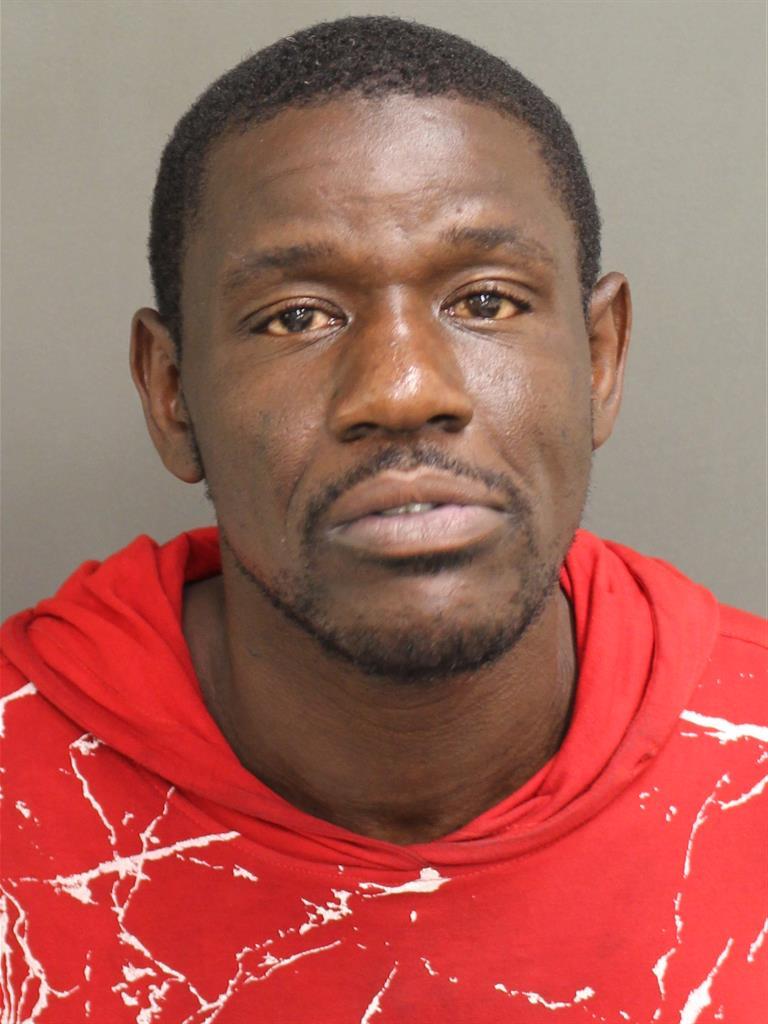 ALFONSO  JR NOBLE Mugshot / County Arrests / Orange County Arrests