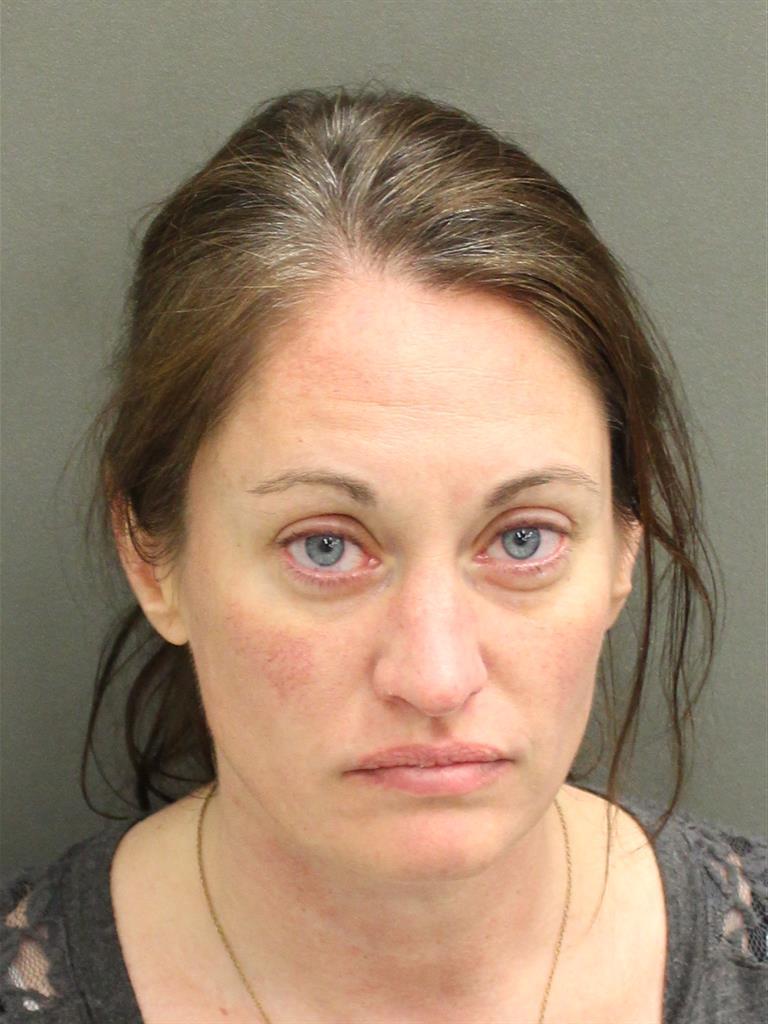 LORINE MARIE KNIPPENBERG Mugshot / County Arrests / Orange County Arrests