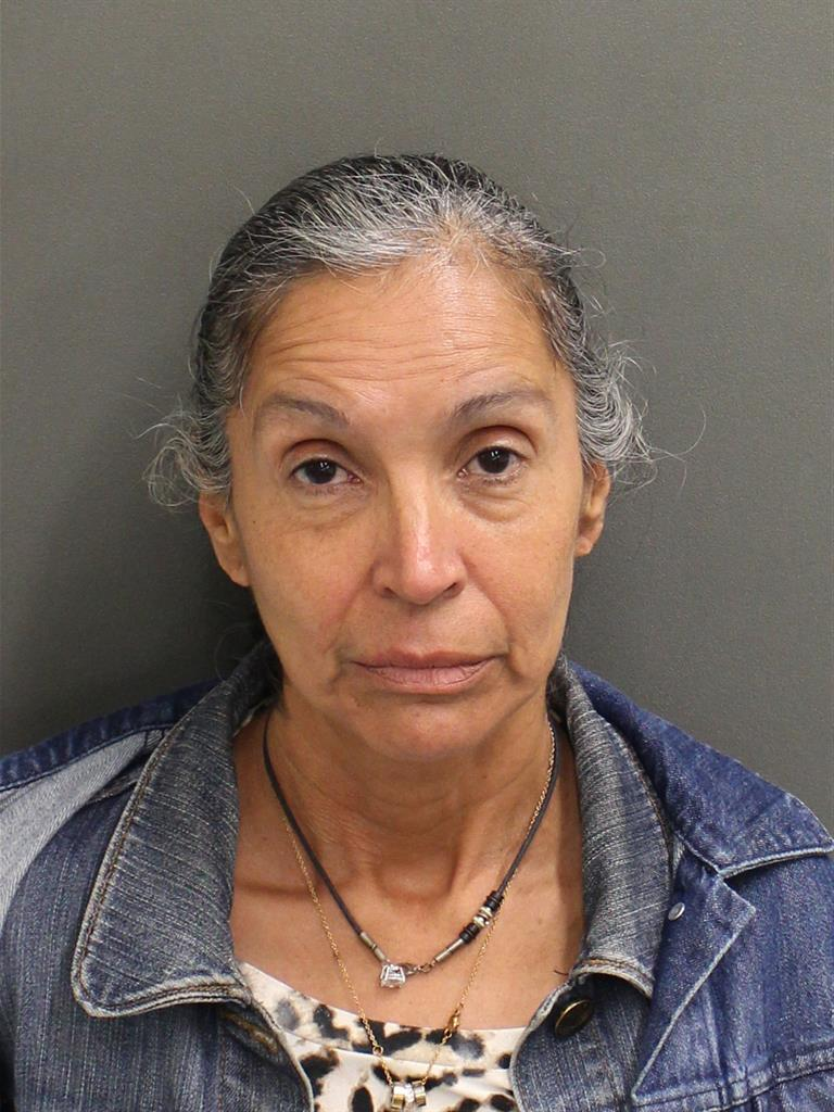 FELICITA SANABRIA Mugshot / County Arrests / Orange County Arrests