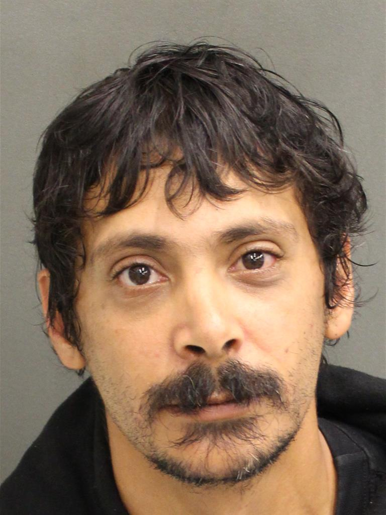 ISAAC ELADIO AVILES Mugshot / County Arrests / Orange County Arrests