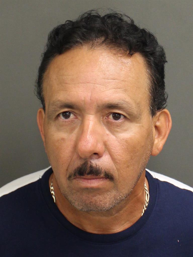 VICTOR HUGO ACOSTA Mugshot / County Arrests / Orange County Arrests