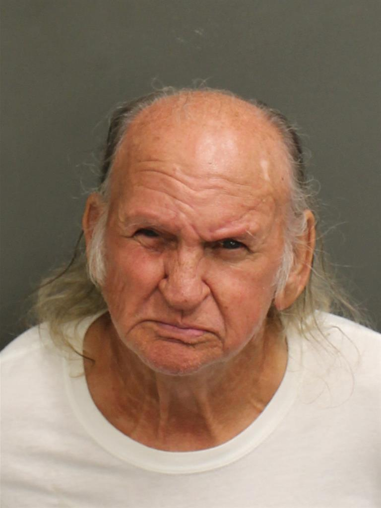 PAUL SEYMOUR Mugshot / County Arrests / Orange County Arrests