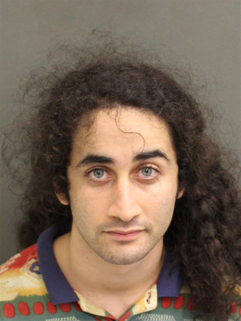 ONUR SENTURK Mugshot / County Arrests / Orange County Arrests