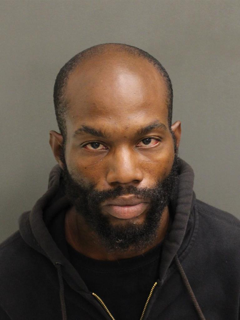 RASHAWN ALJAWAUN BROWN Mugshot / County Arrests / Orange County Arrests