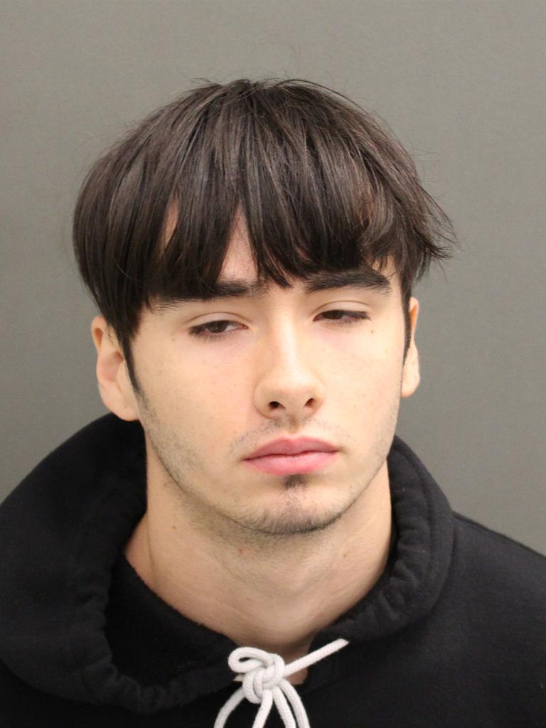 CONNER DWAYNE REEVE Mugshot / County Arrests / Orange County Arrests