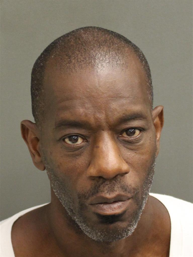 FREDDIE LEE FRAZIER Mugshot / County Arrests / Orange County Arrests