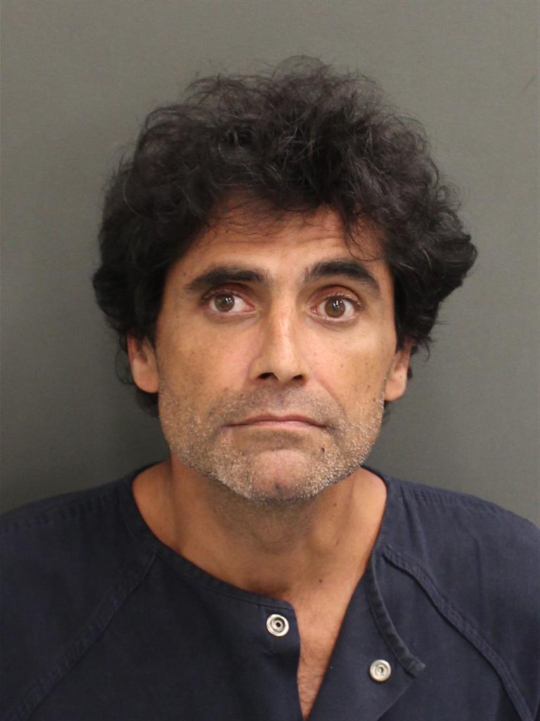 MICHAEL S LEFLORE Mugshot / County Arrests / Orange County Arrests