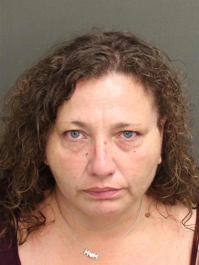 VICTORIA MARIE RICCI Mugshot / County Arrests / Orange County Arrests