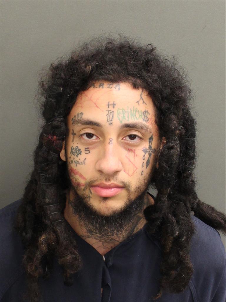GILBERT  JR MARTINEZ Mugshot / County Arrests / Orange County Arrests