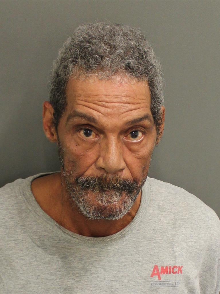 WILLIE ARTHUR TURNER Mugshot / County Arrests / Orange County Arrests