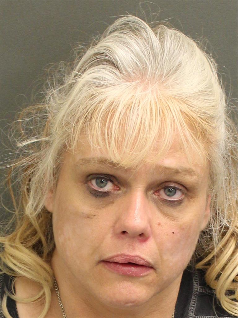 CHRISTY LOUANN PRIBBLE Mugshot / County Arrests / Orange County Arrests