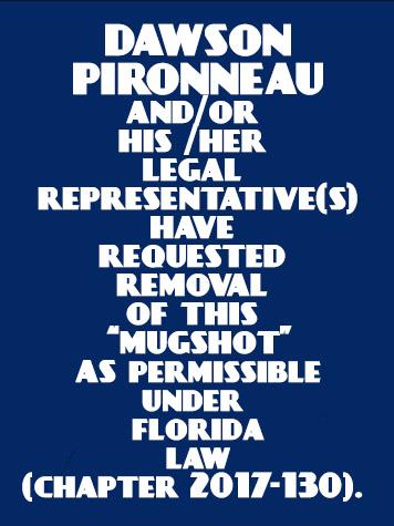 DAWSON PIRONNEAU Info / Orange County Info / Orange County Info and Public Records