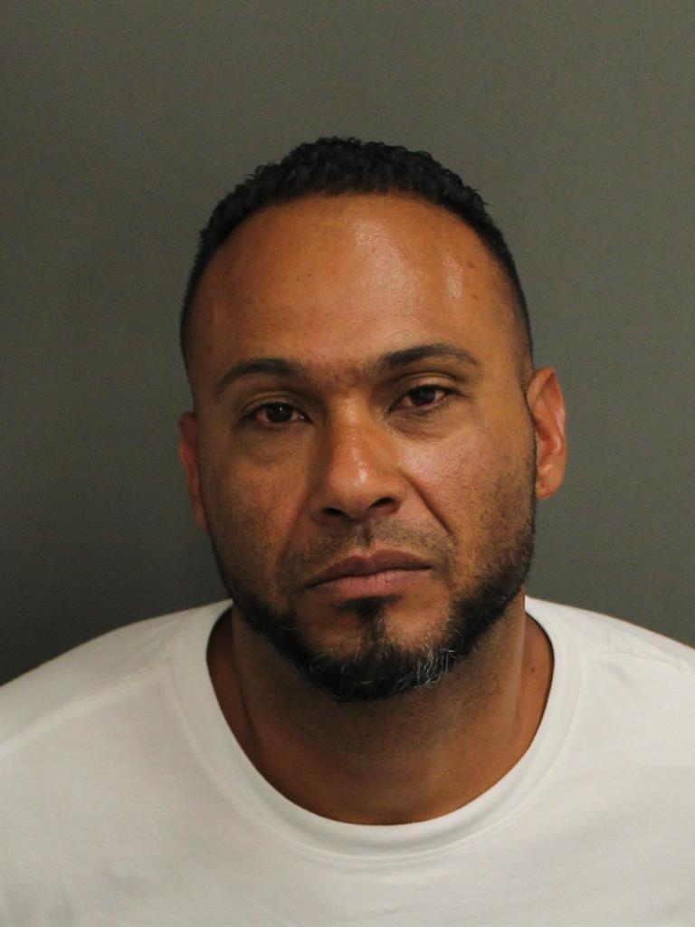 CESAR ALBERTO ROCHA Mugshot / County Arrests / Orange County Arrests