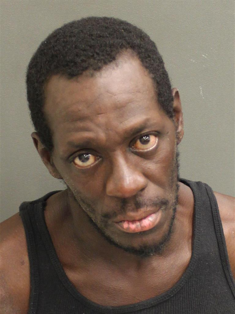 ANTHONY TYROME WILSON Mugshot / County Arrests / Orange County Arrests