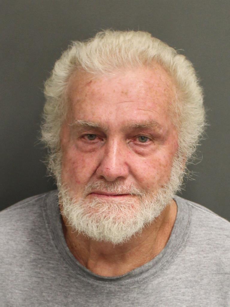 WILLIAM CARLYLE HEWETT Mugshot / County Arrests / Orange County Arrests