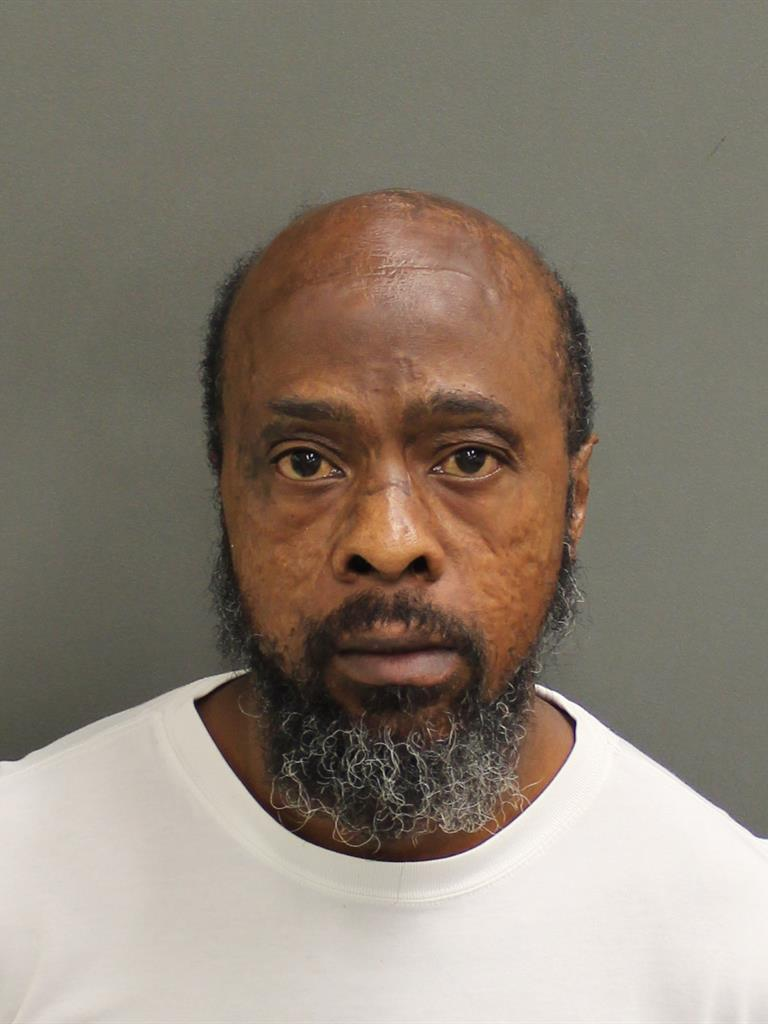 SERGIO VALENTE NEAL Mugshot / County Arrests / Orange County Arrests