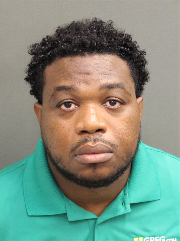JERRY DAVIDSON BONHOMME Mugshot / County Arrests / Orange County Arrests