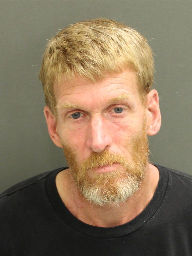 KEVIN LEE RITCHEY Mugshot / County Arrests / Orange County Arrests