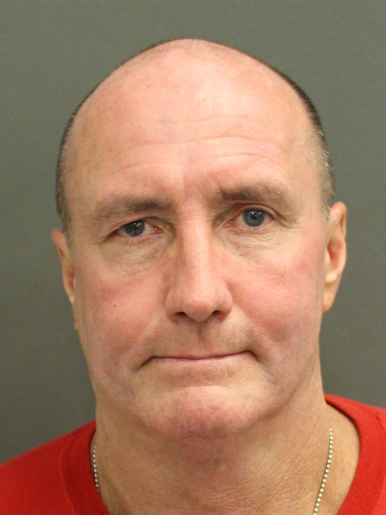 RODERICK KENT TANNER Mugshot / County Arrests / Orange County Arrests
