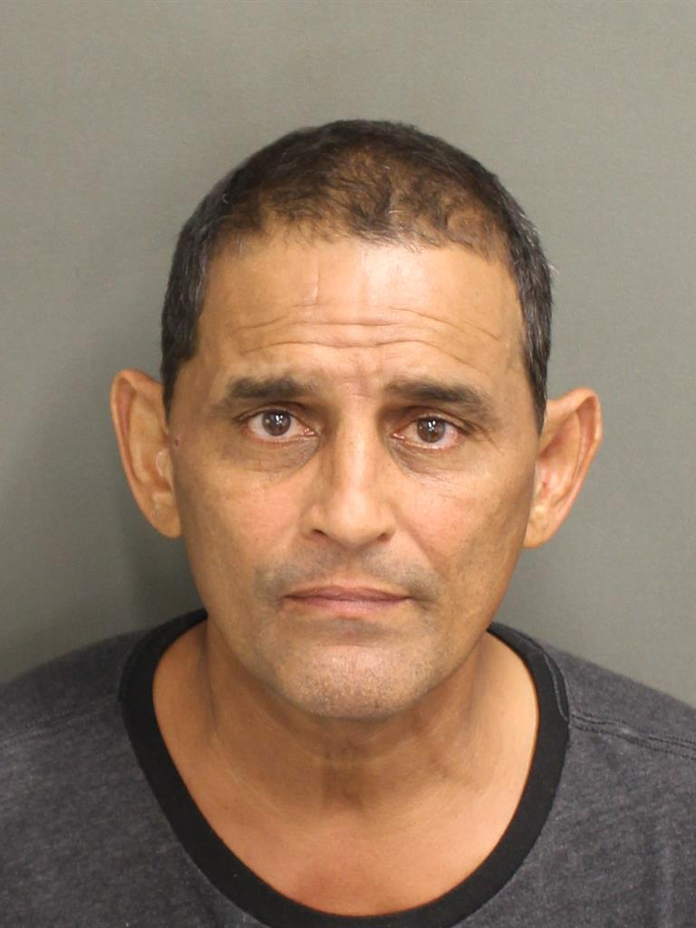 ANTONIO LOPEZREBOLLO Mugshot / County Arrests / Orange County Arrests