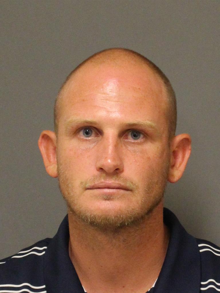 JUSTIN LENARD BEURKET Mugshot / County Arrests / Orange County Arrests
